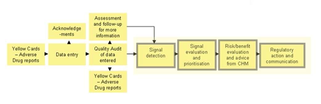영국황색카드체계의 실마리정보 검색 및 평가.