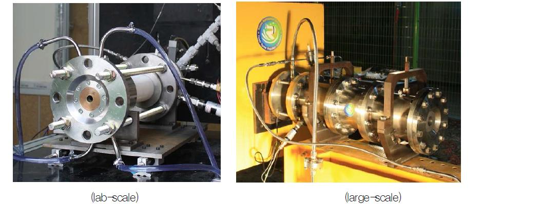 Blending fuel Hybrid rocket motor