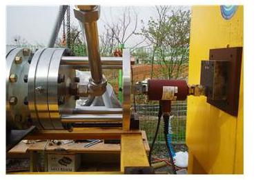 추력 측정 장치 (loadcell, flexure)