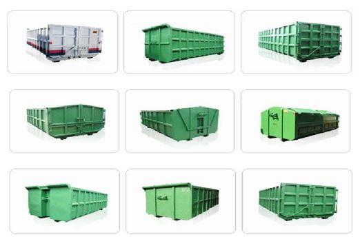 그림 3-3 국내 상용화된 운송용 컨테이너 종류