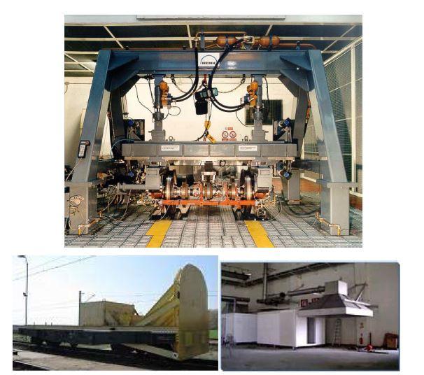 그림 94. 중대사고 예방기술개발을 통해 구축된 다양한 시험평가 장비