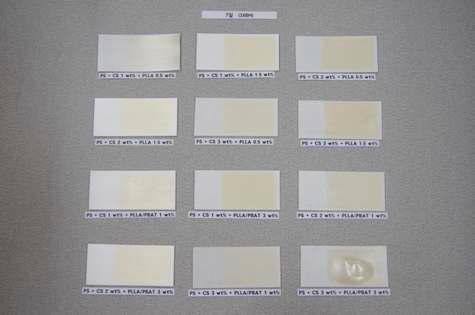 UV 조사 분해 시험 (7일)