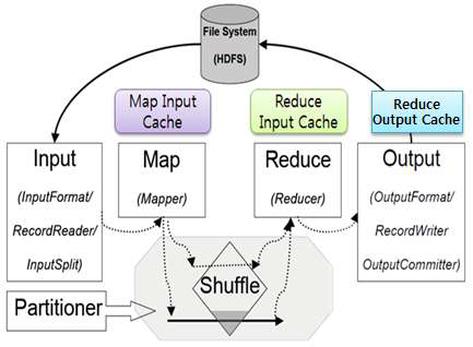 Invariant Data Cache manager