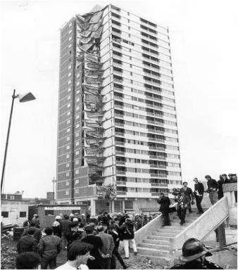Ronan Point Apartment(1968)