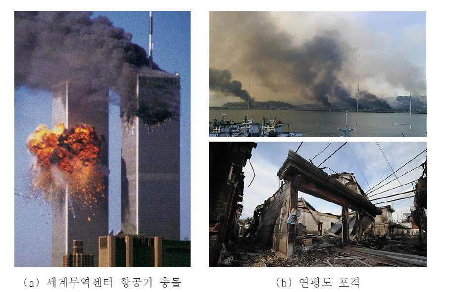 폭발로 인한 피해 사례