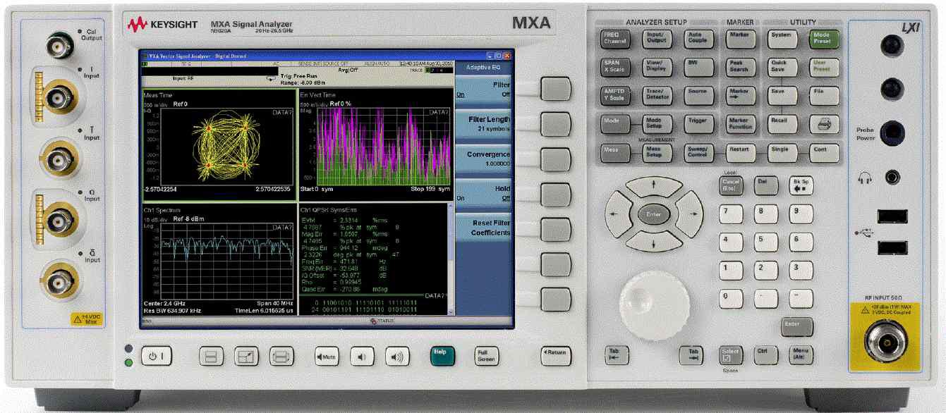 스펙트럼분석기 장비
