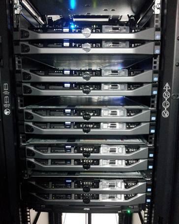 A cluster system of KISTI-KOPRI distributed remote sensing data process