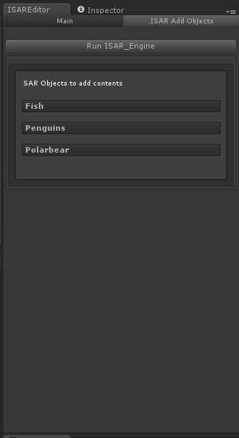 ISAREditor-ISAR Add Objects