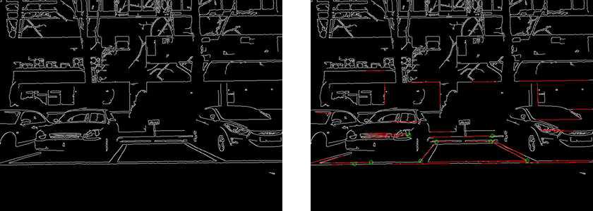 Edge 검출 +Line/Corner 검출