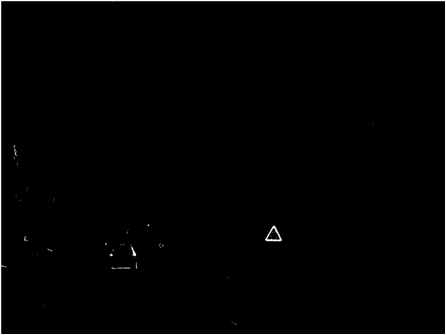 추출된 pixel