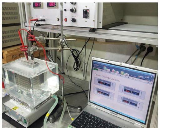 NTT 제조용 양극산화 장치 (기본형)