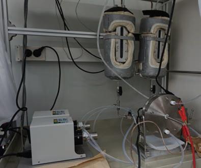 단위셀 구성요소 최적화를 위한 단위셀 실험 장치
