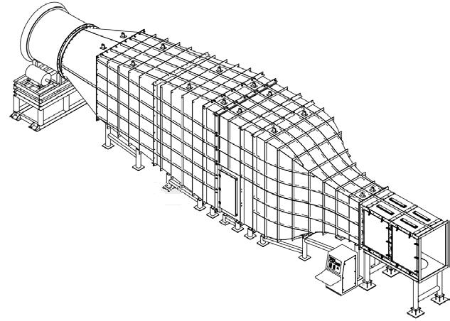 로터 성능 평가 설비 구축