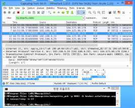 MQTT 기능 수행 동작 화면