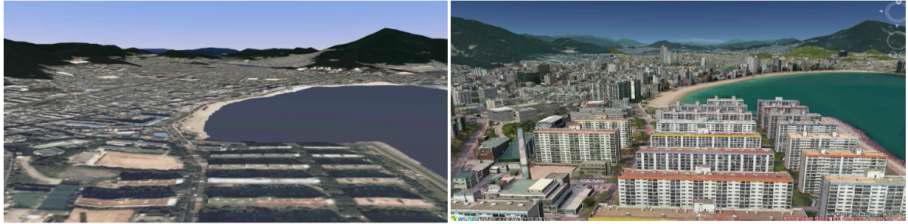 부산 광안리 구현 이미지