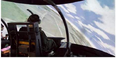 육군 항공 전술 시뮬레이터