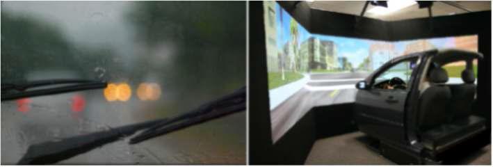 3D 공간정보 기반 가상 운전 훈련