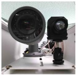 일체형 카메라 모듈
