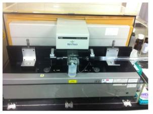 광섬유 모재 분석 및 굴절률 측정