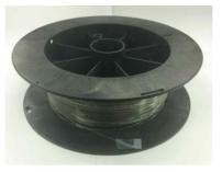 제조된 PM 기반 고출력 저손실 레이저용 대면적 특수 광섬유 시제품