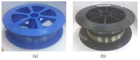 최적화된 N-PM 및 PM 기반 고출력 저손실 레이저용 대면적 특수 광섬유 시제품