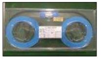 1차 패키징이 완료된 펌프광 집속기 7x1