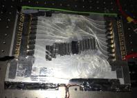 940 nm 고출력 자유 발진 레이저용 펌프 배열(2)