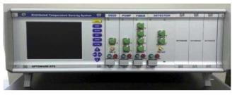 분포형 광섬유 온도센서 시스템