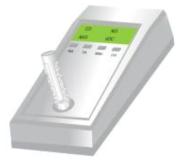 호기가스 측정을 위한 복합센서 플랫폼의 기구부 설계도