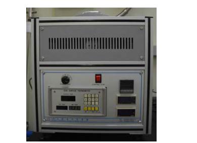 구축된 표면온도계 교정장치