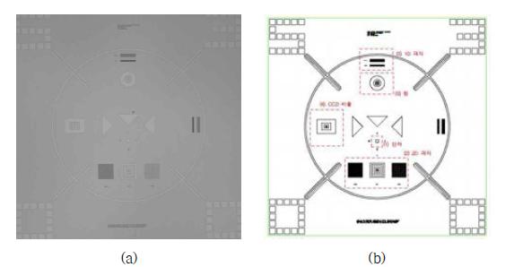 반도체 제작 공정을 이용하여 제작된 단차 인증표준물질.