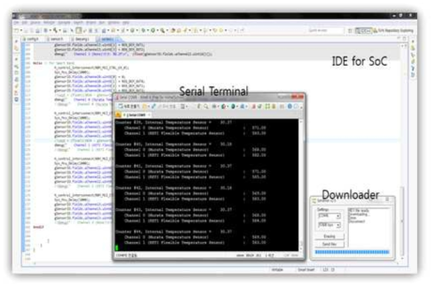 신호처리 SoC를 위한 Firmware 개발 환경