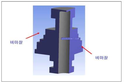설계변경의 비마찰 부분의 검토