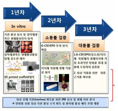 연구개발 추진 체계