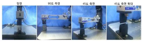 기관 조직 물성 측정 장치