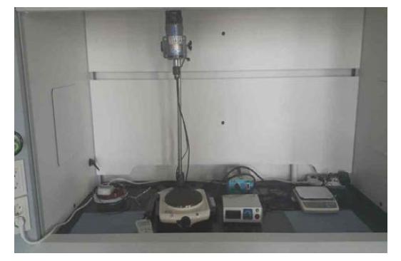 잠열축열물질 제조 장치