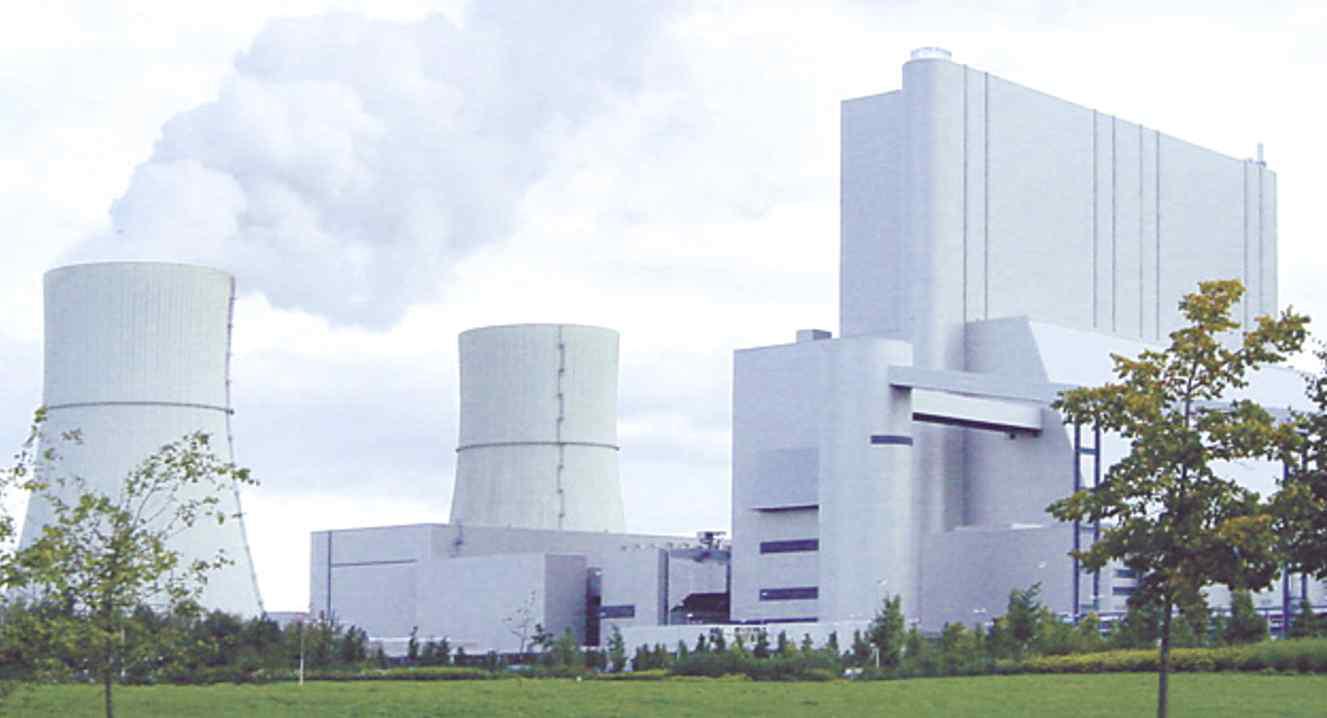 소각재의 잔열을 재활용하는 독일슈타우딩어발전소