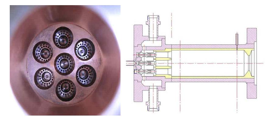 Preburner PB02 (Triplex Injector Type)