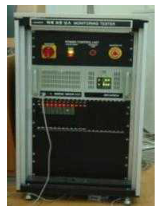 Power and control unit