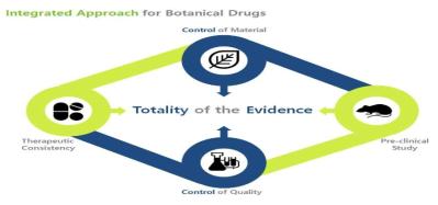 천연물 의약품에 대한 Totality of the Evidence 접근