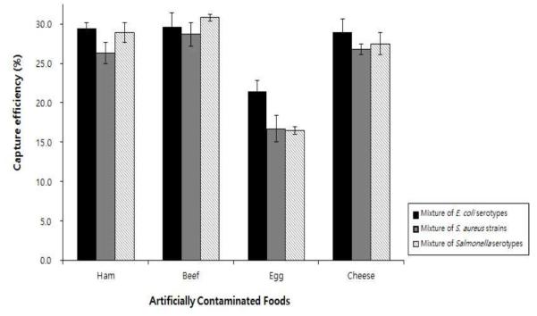 축산식품 4종에서 식중독균 3종 동시 검출