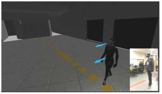 VIVE 트래커를 활용한 이동기능 구현