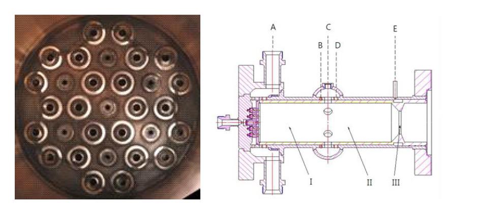 Preburner PB01 (Simplex Injector Type)