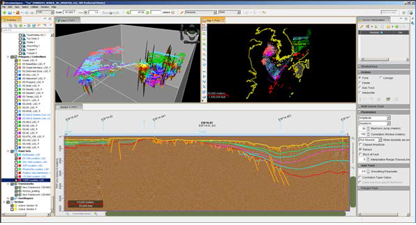 An integrated marine earthquake occurrence analysis system by KIOST